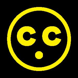 click.click yellow logo